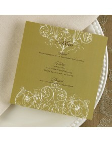 Distinction Menu Card (AA68HHBM) -   -  | Printez.com