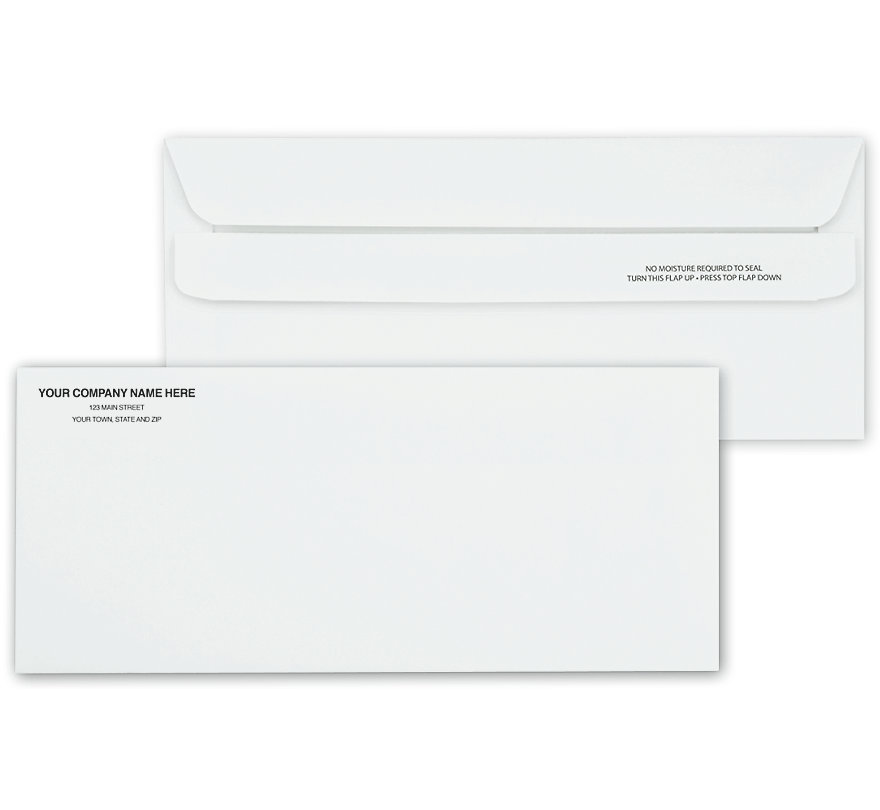 Custom Envelopes 762