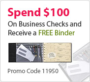 Free Business Check Binder
