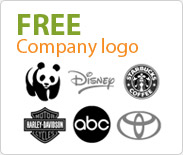 Free Company Logo on computer checks
