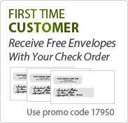 Free Envelopes On Computer Checks