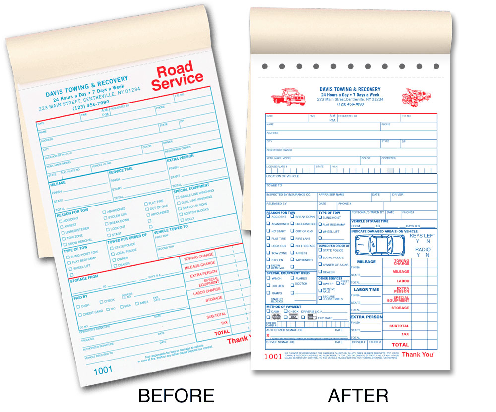 Custom Booked Forms