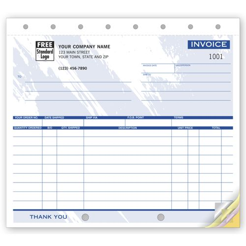 Shipping Invoices for Business