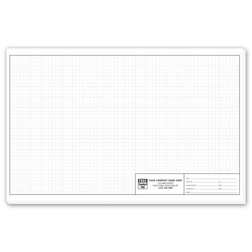 Graph Paper 11 X 17 1 4 Inch 706 At Print Ez