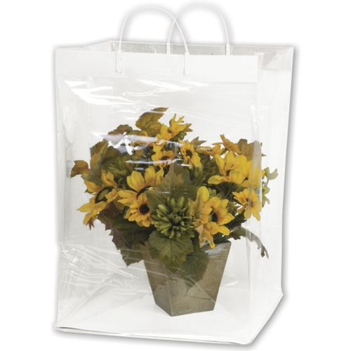 Floral Packagng Bag 15x11x19